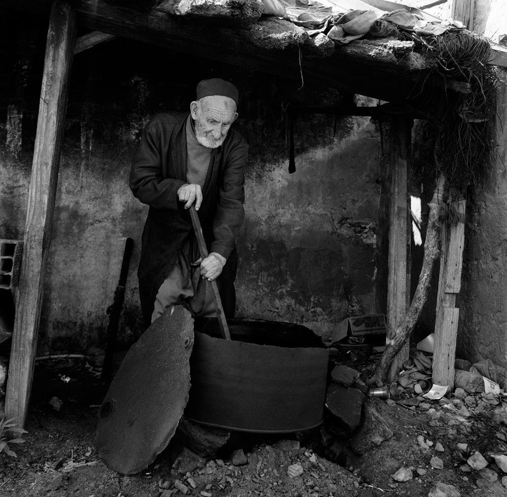 Last Jewish Dyer- Houmpt Souk, Tunisia