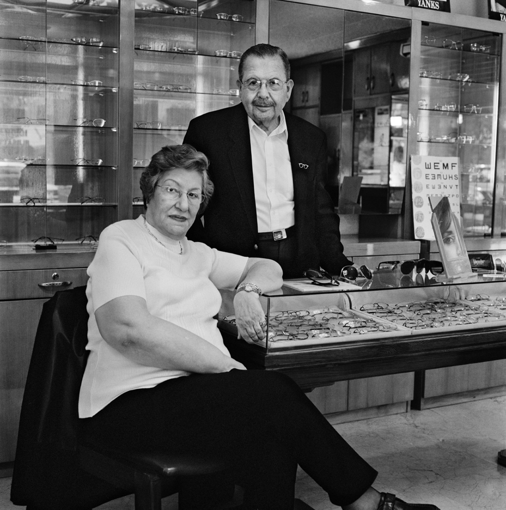 Jeweler and His Wife- Larissa, Greece