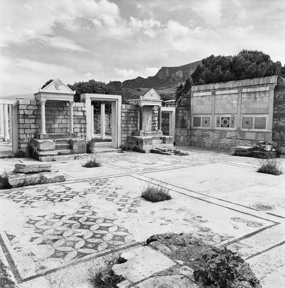 Sardis Synagogue- Sardis, Turkey