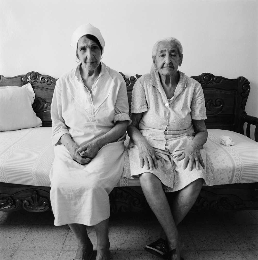 Widowed Sisters- Tunis, Tunisia