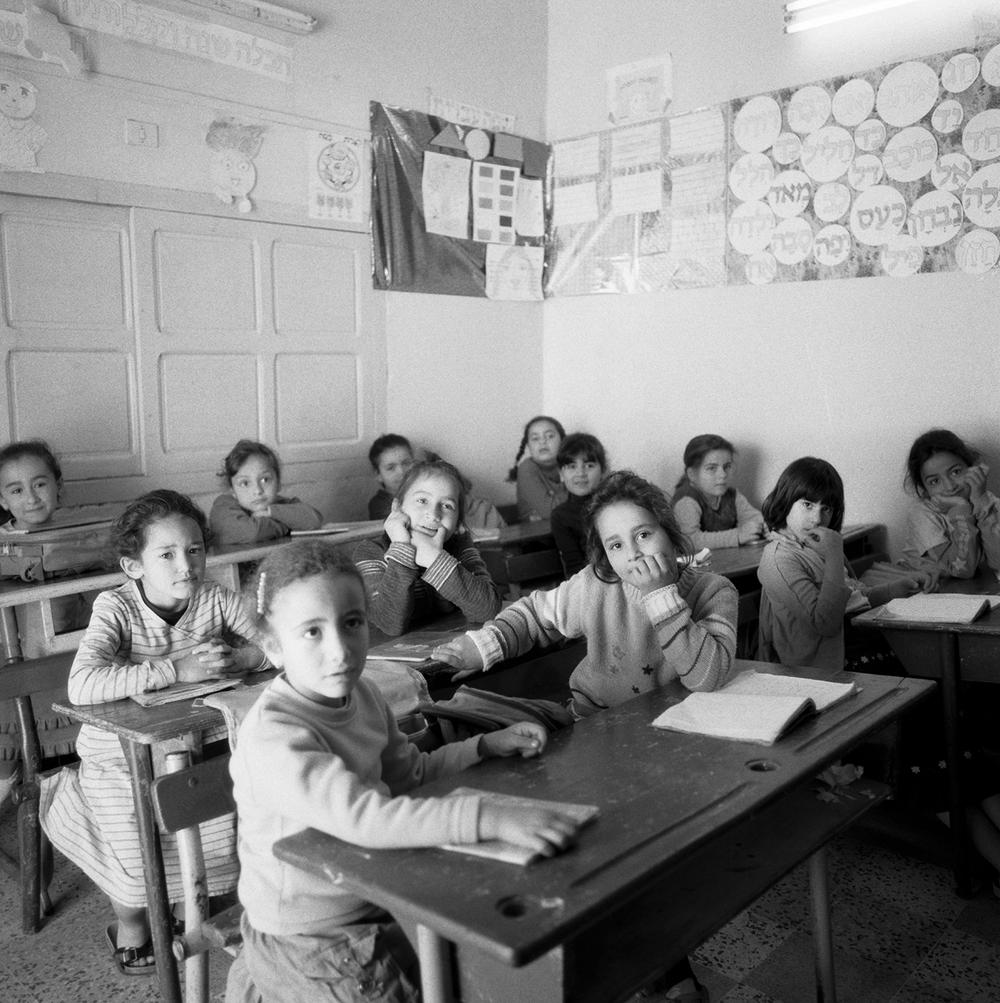 Girls Studying- Hara Kibira, Djerba, Tunisia