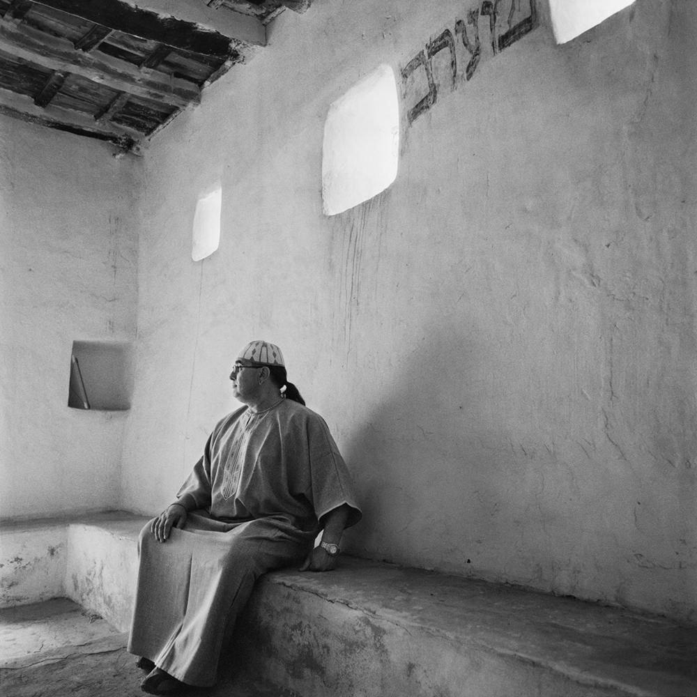 My Guide Raphael Melech-  Arazane Village, Morocco