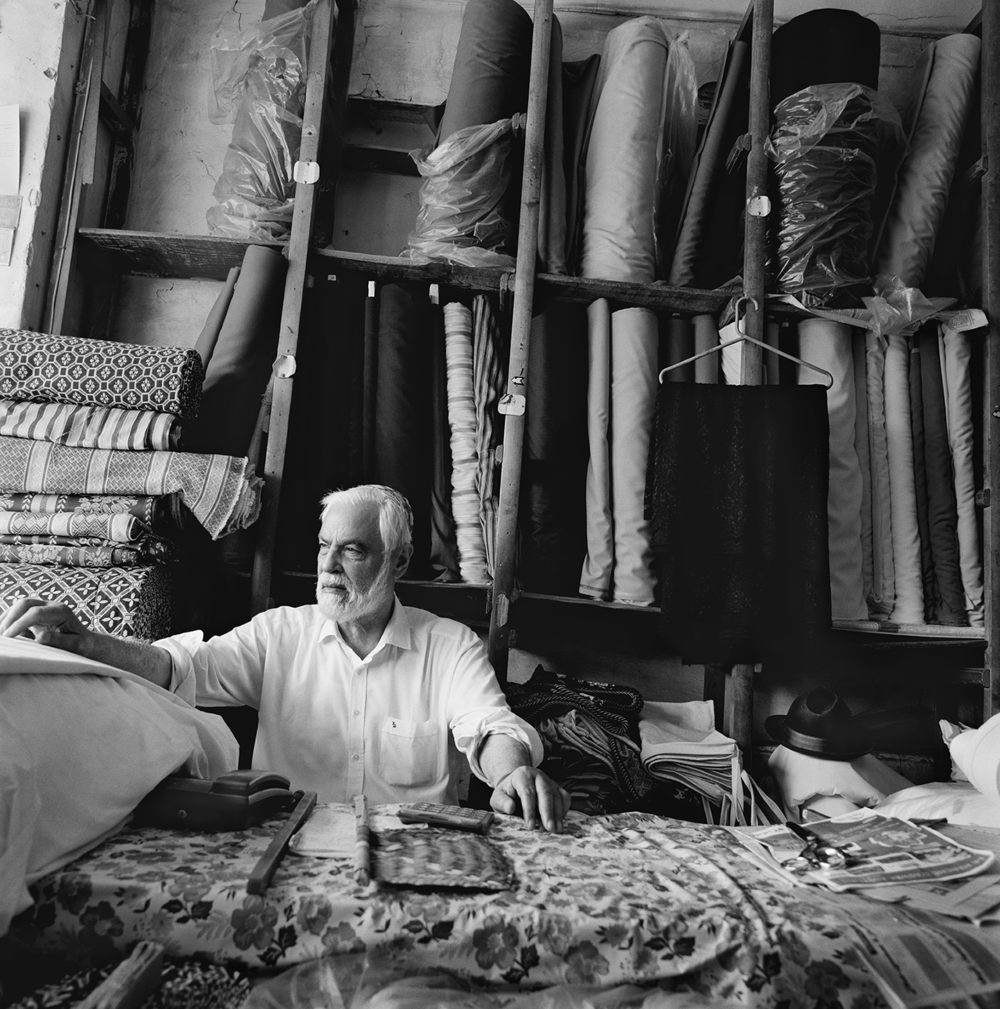 Fabric Man- Marrakech, Morocco