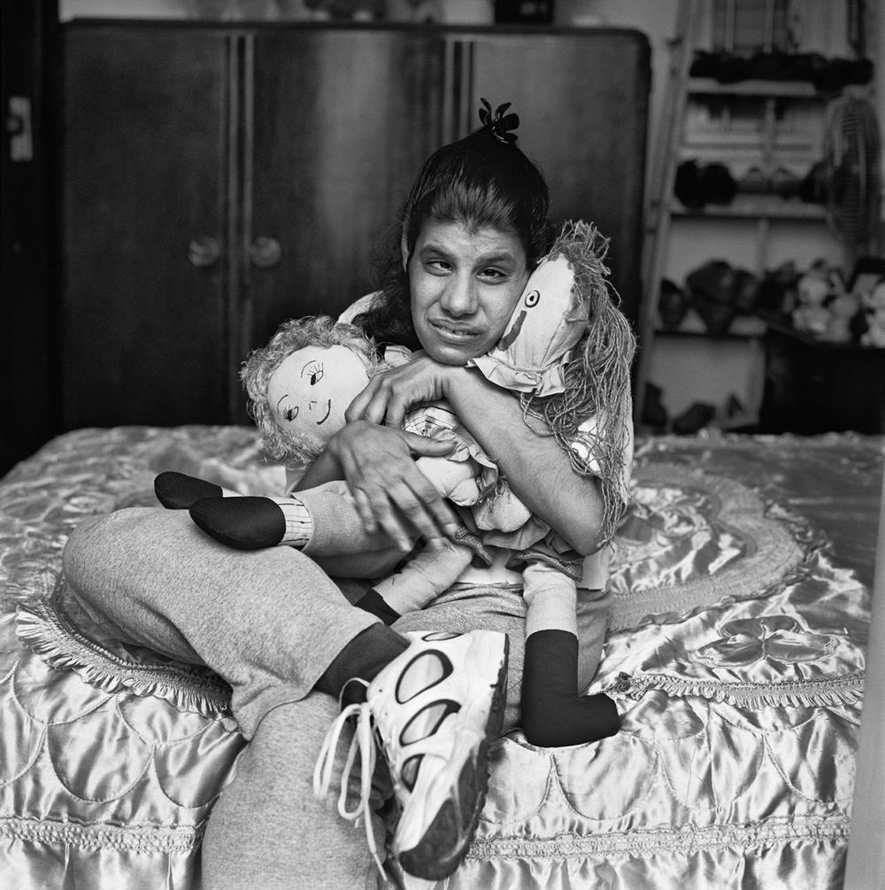 Yemmie and Her Dolls- La Habana Vieja, Cuba