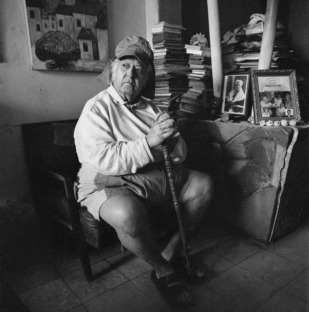 Israeli Veteran- Santa Clara, Cuba