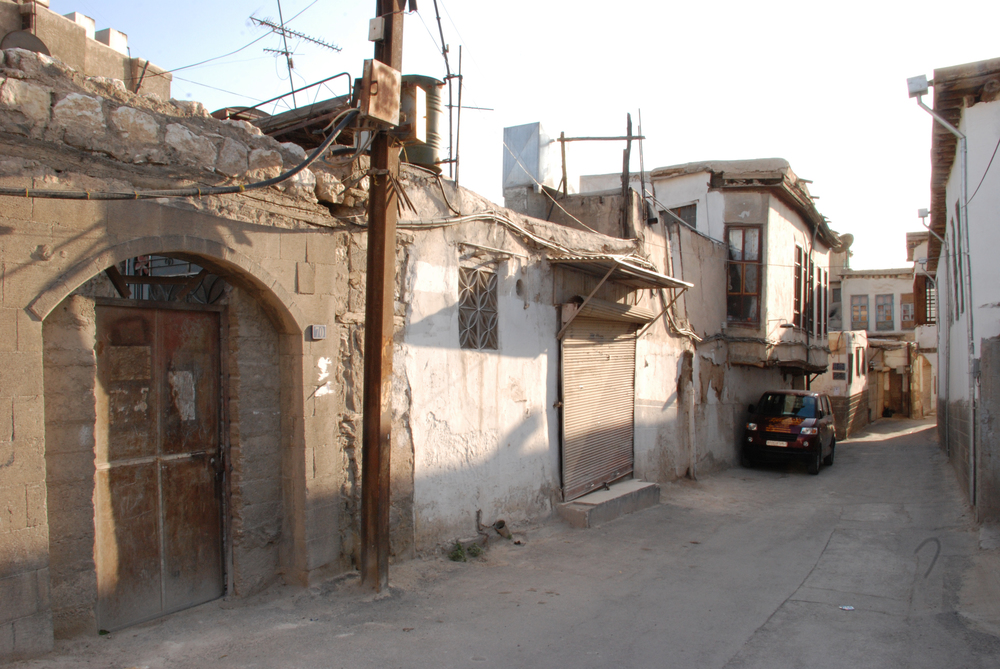 Old Jewish Neighborhood- Damascus, Syria