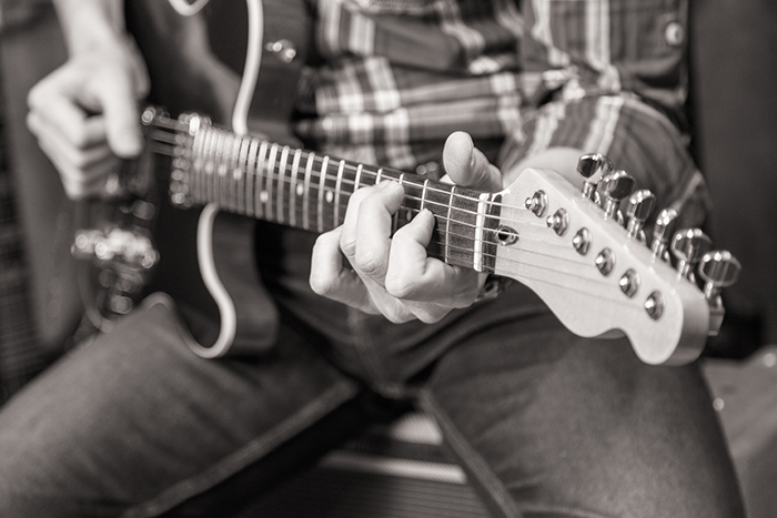 electric guitar lessons in london