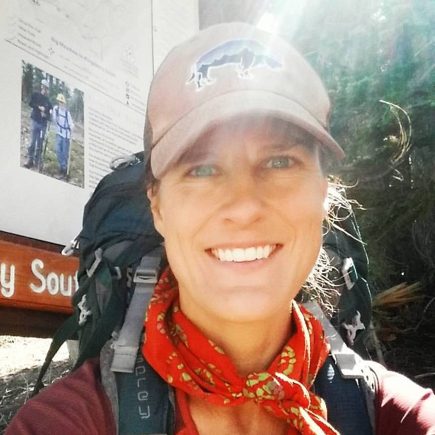 My personal Quiet Adventure: solo thru-hike of the Tahoe Rim Trail (Fall 2016).