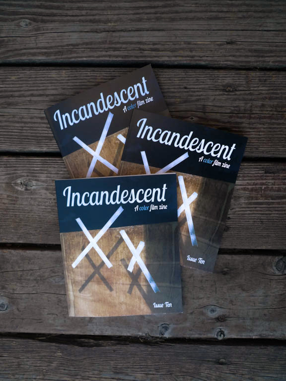 - Incandescent Issue 10Pine Island Press2016
