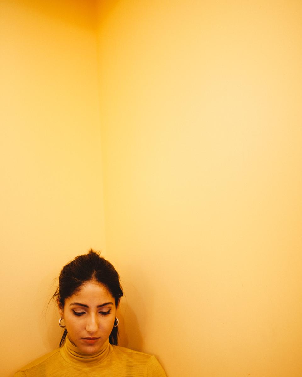 Farah al Qasimi, New York City, 2017