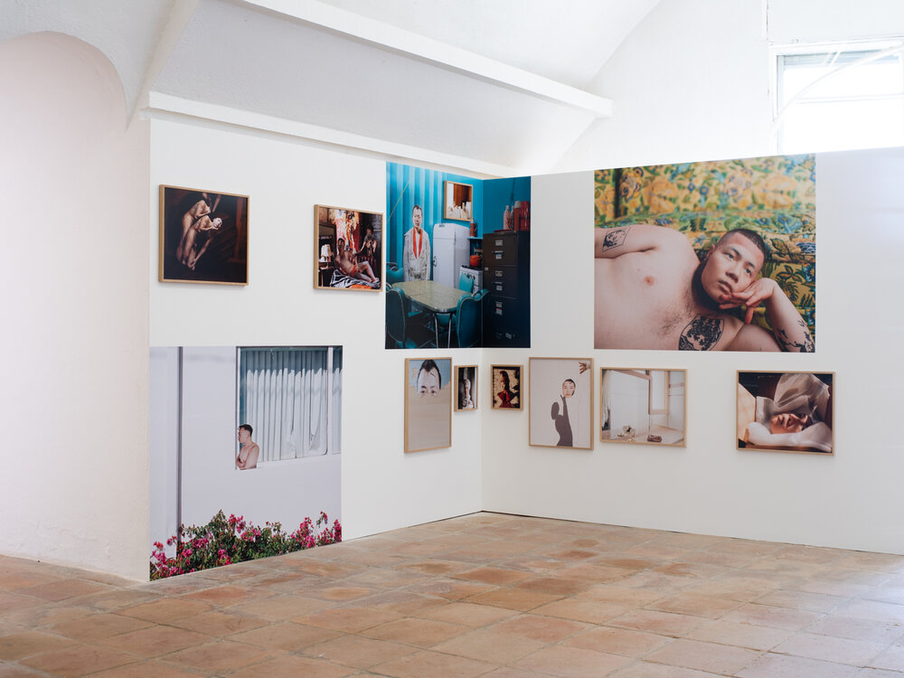 Installation shot, Hyères Festival, 2019.