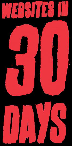 Websites in 30 Days