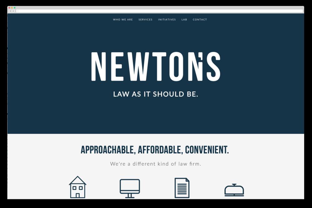 Newton's Legal