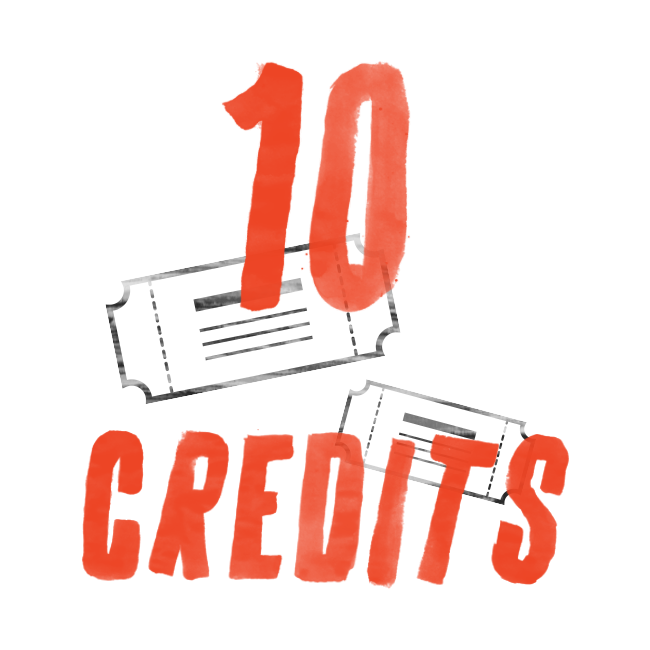 10 Design Credits