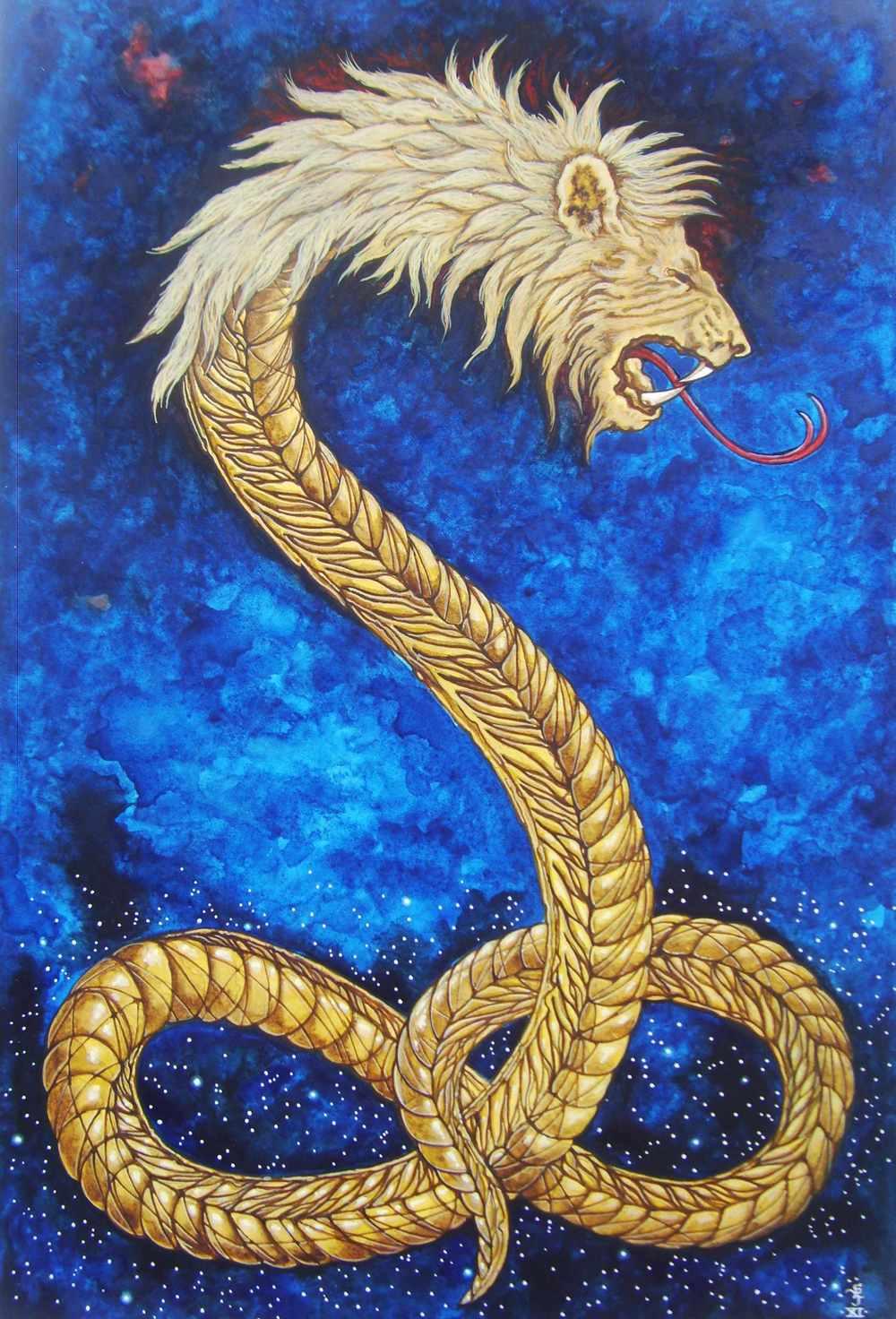 Lion-Serpent - 2011