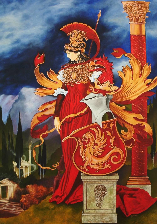Minerva Patrona - 2003