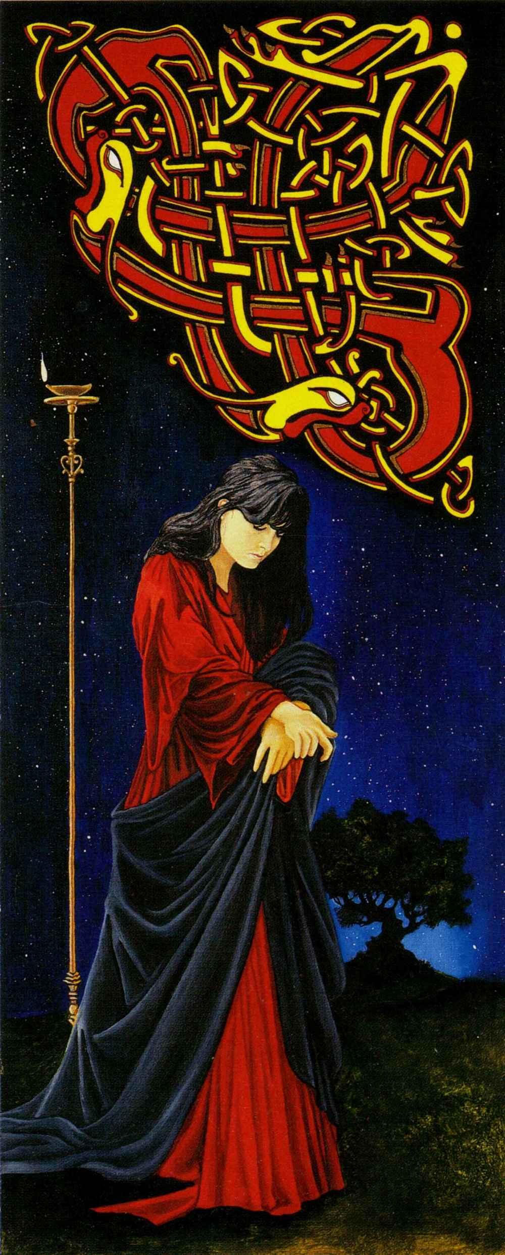 Red Priestess - 1989