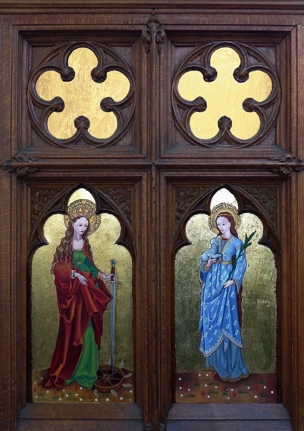 St Catherine & St. Agnes - 2018