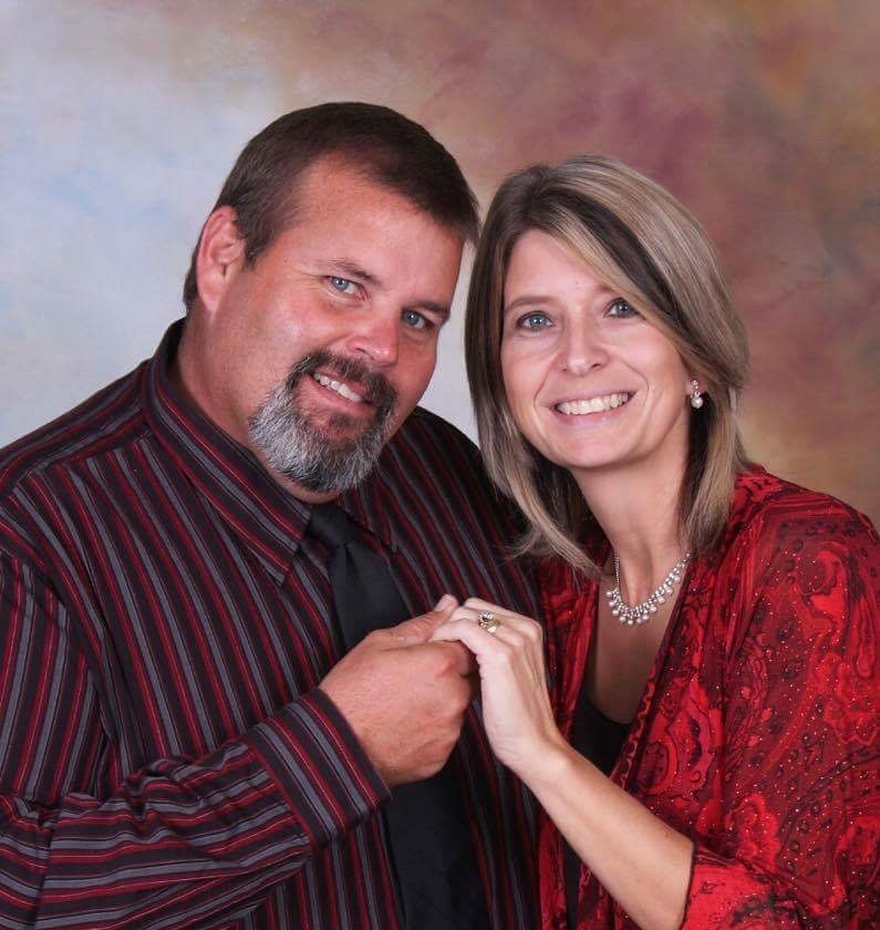 Brian and Donna Dryden - Youth Pastors