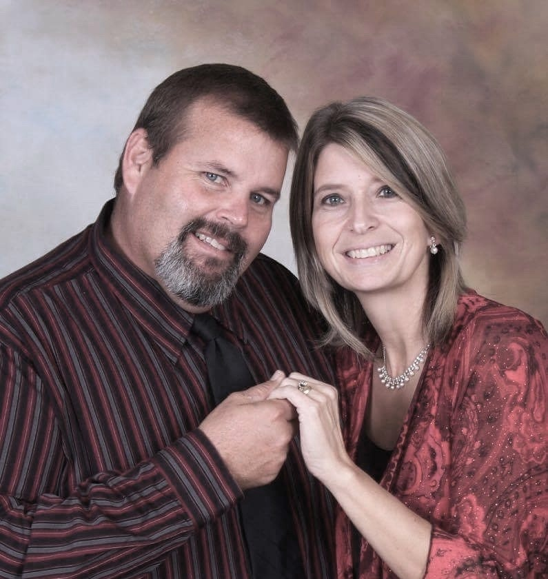 BRIAN AND DONNA DRYDEN // FRONT LINE YOUTH - But Jesus said,