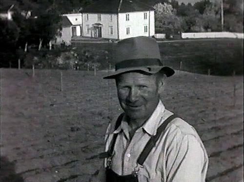 Farfar Ove Chr. Hyggen. 1953