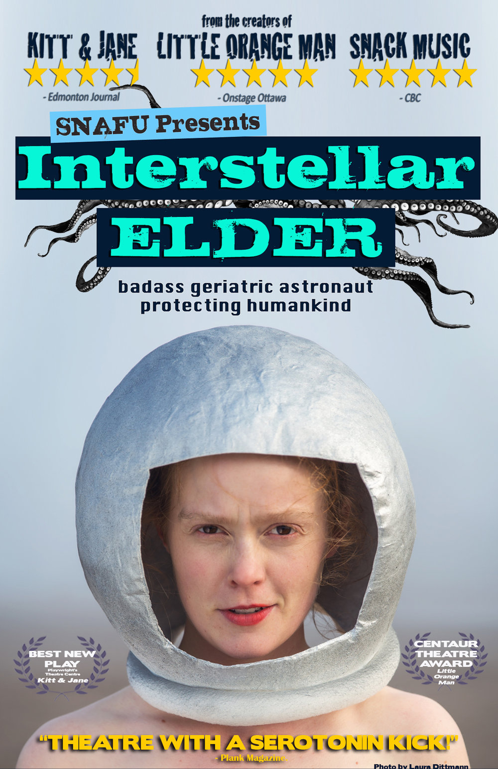 Interstellar Elder  - fringetoronto.com/festivals/fringe/event/interstellar-elder