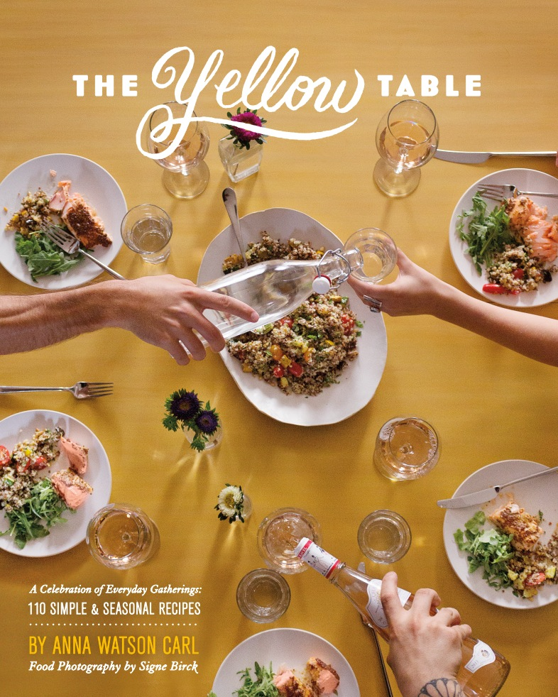 The Yellow Table cover