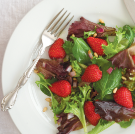 Strawberry Salad Idaho South