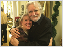 "Jennifer with Neale Donald Walsch, New York Times Best- Selling Author, ""Conversations With God"""