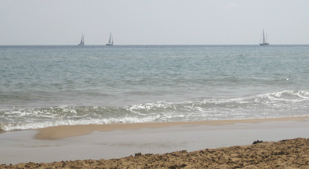 Calblanque, Murcia beach landscape