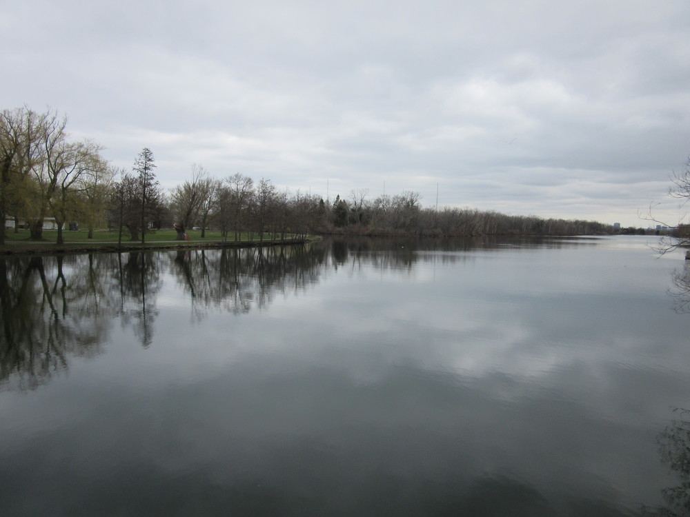 Lakes on Toronto Islands