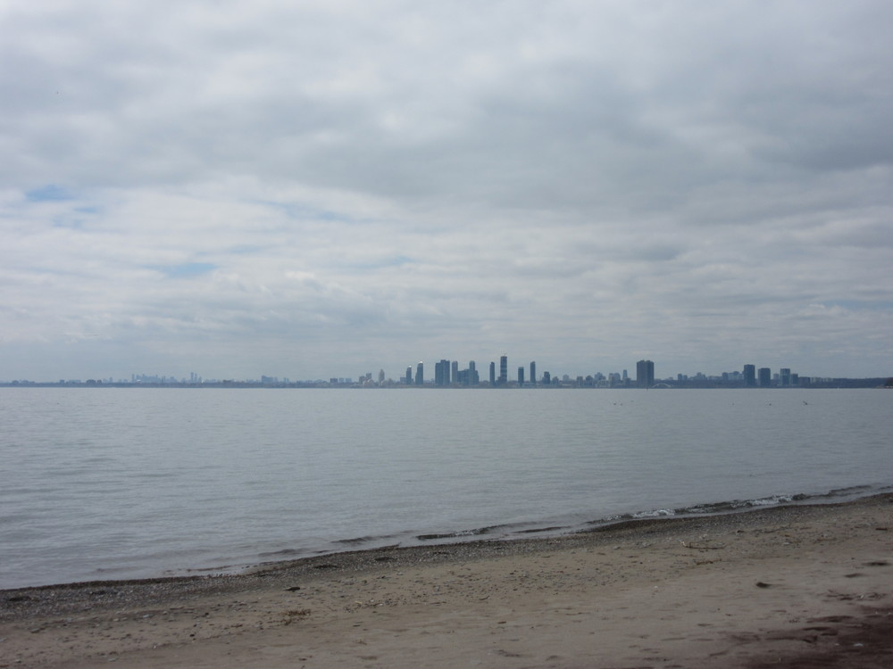 Beaches on Toronto Islands