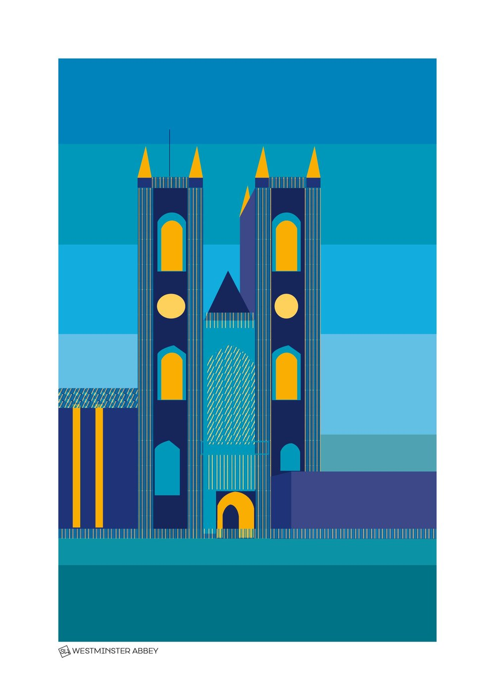 London 100_100_Westminster Abbey Sunshine.jpg