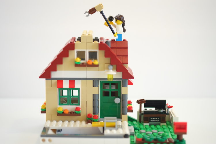 Heistheway's Stop-motion Films for LEGO Contest — Wholesome Place