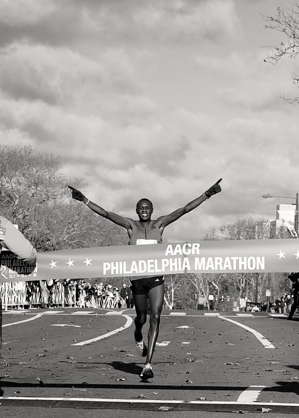 2017 Philadelphia Marathon