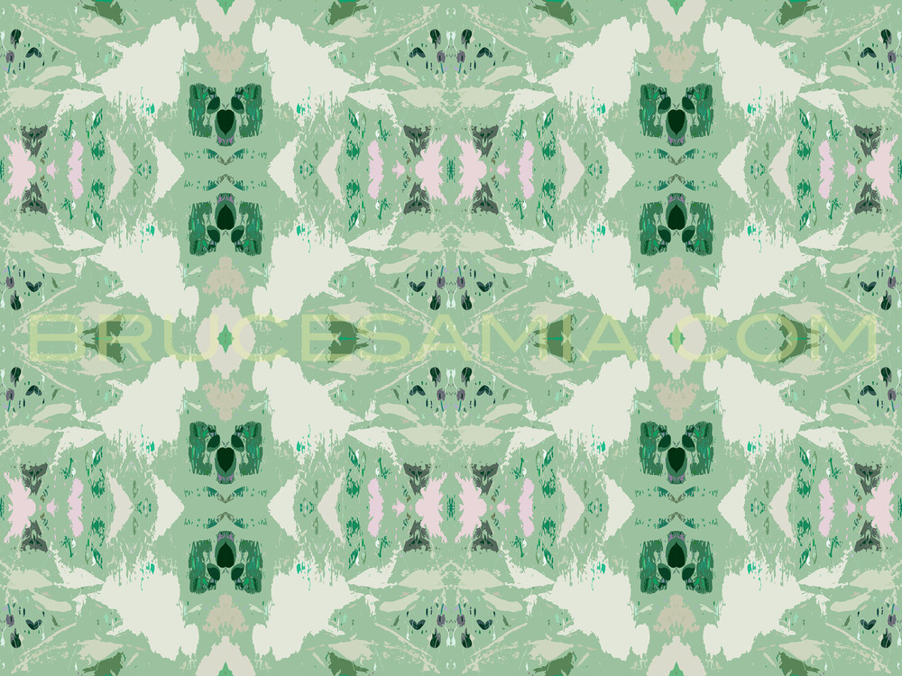 17.splash-green-fabric