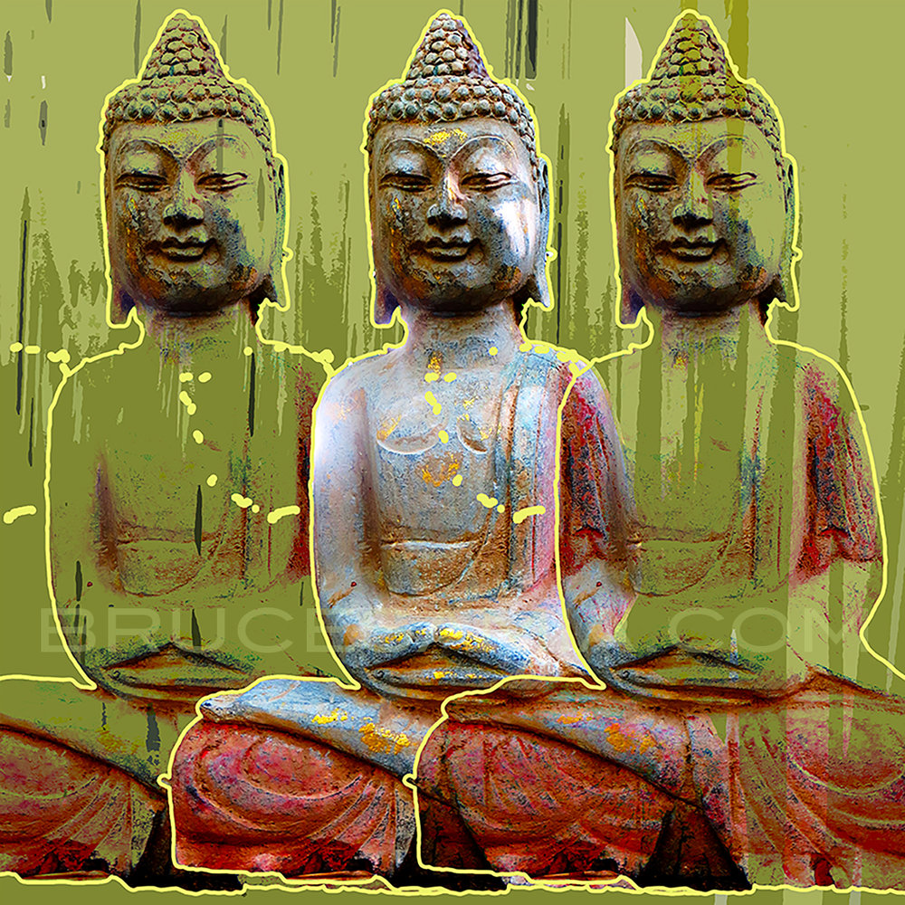 3 BUDDHAs-TILE