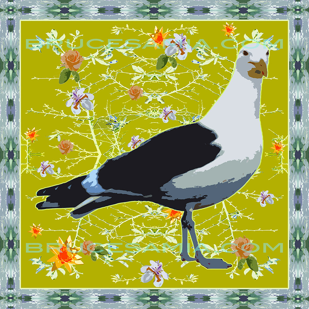 SEA-GULL CITRUS - TILE