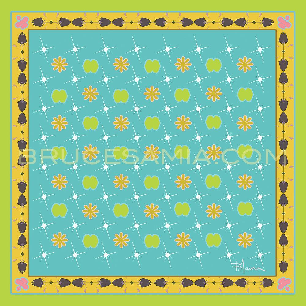 STAR-SUN-BLU - TILE