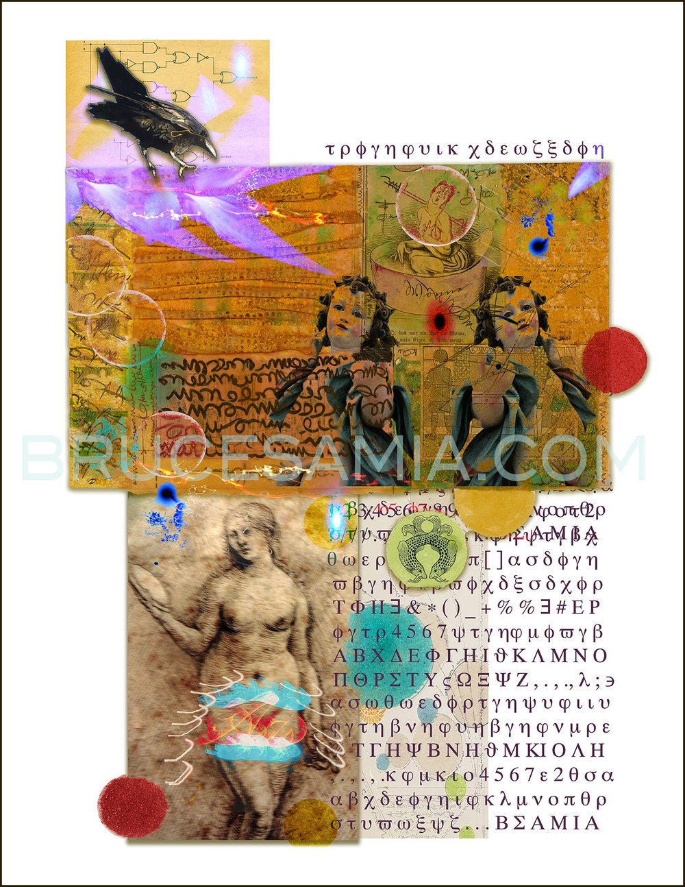 3. scan-collage-woman with writings