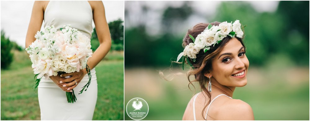 Renee floral details
