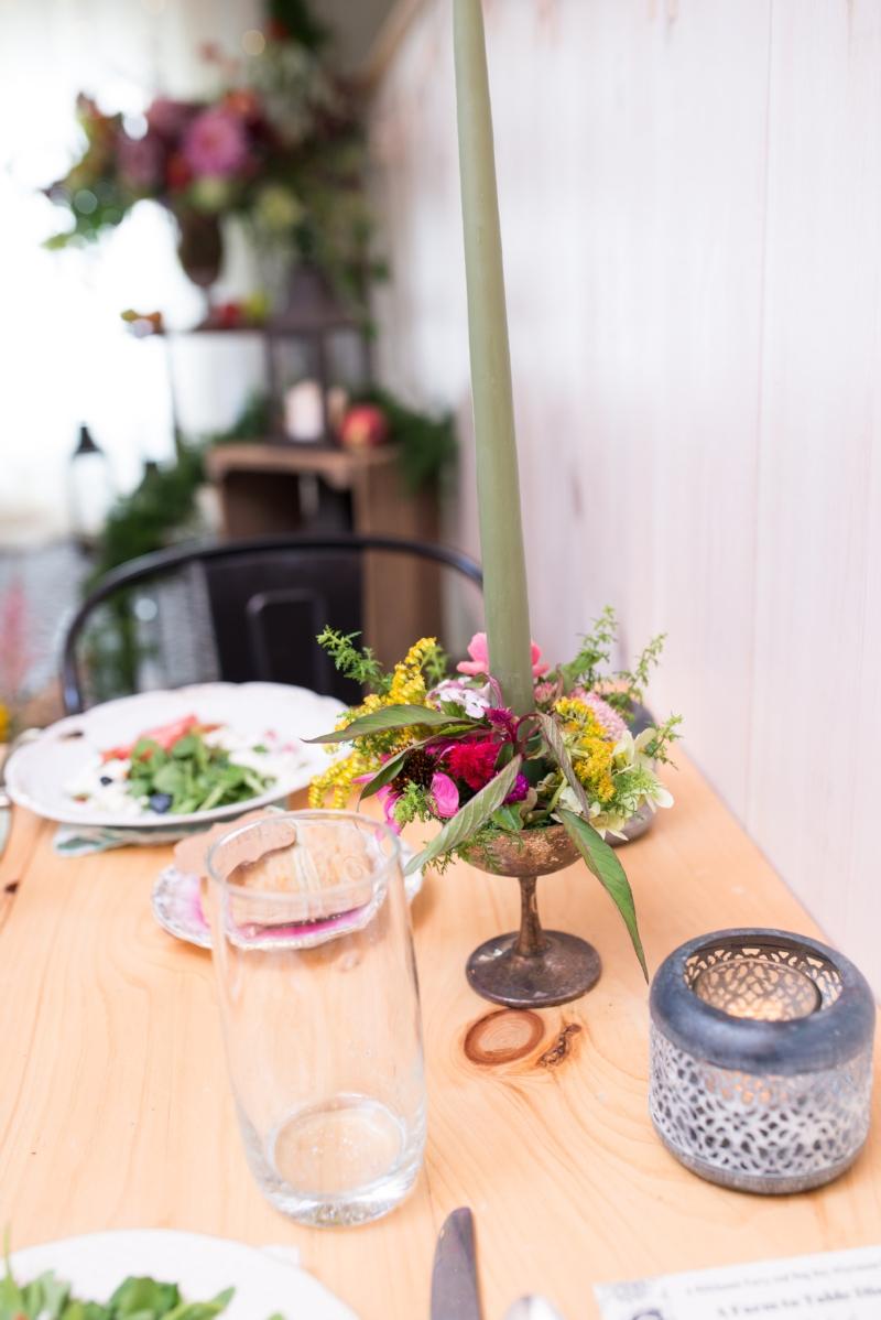 farm to table - farmhouse - summer date