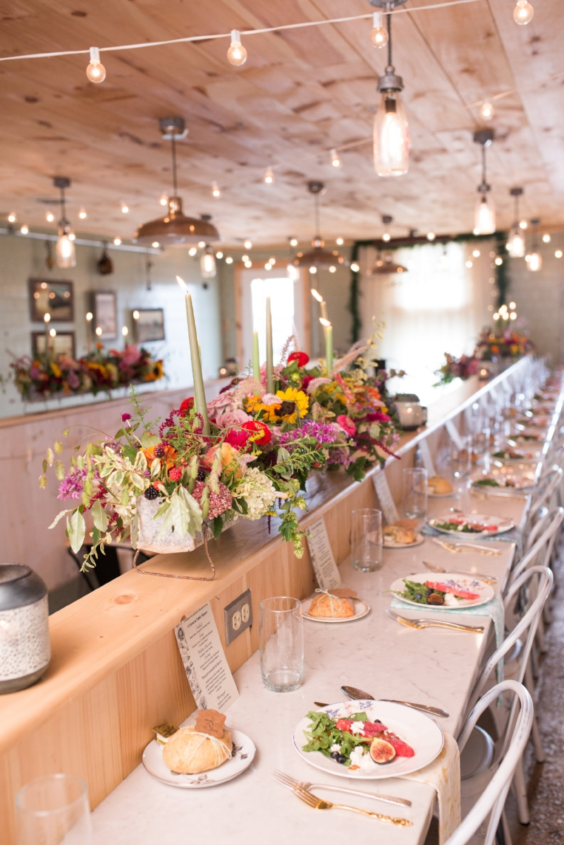 farm to table - summer date