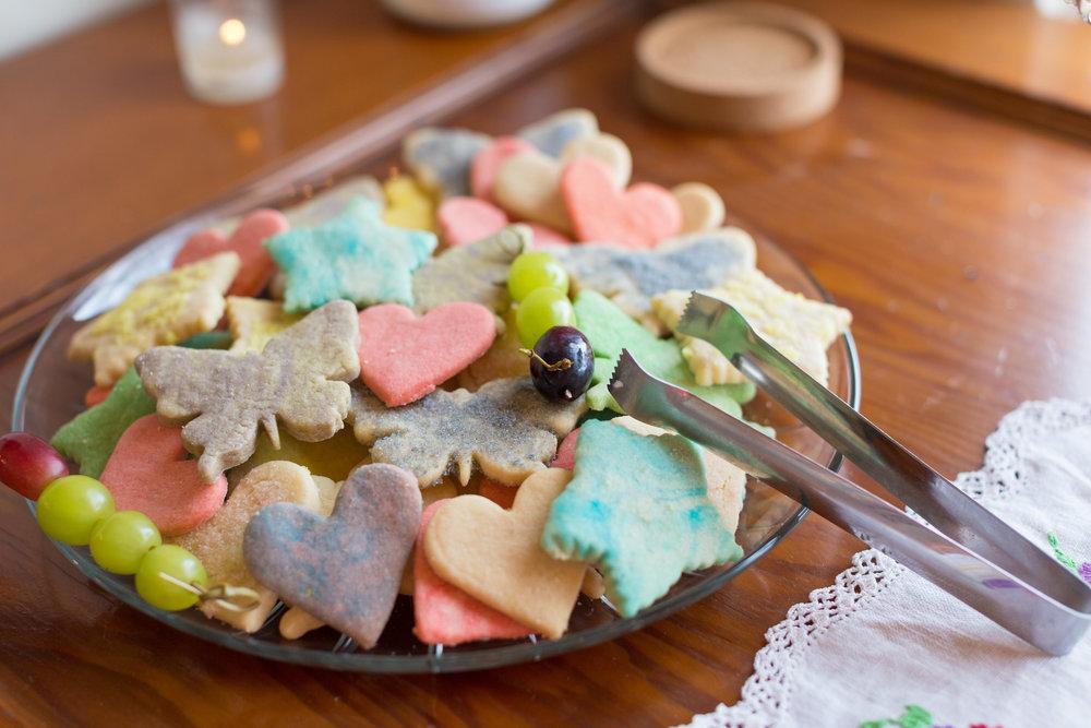 sugar cookies by Rode's
