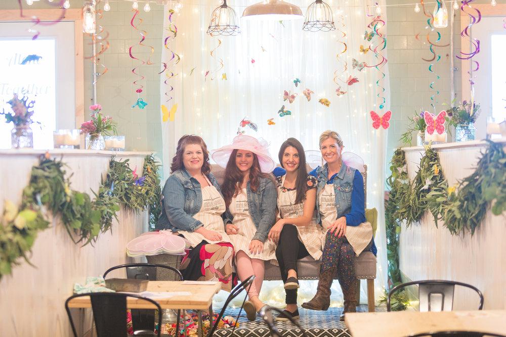 Team A Milkhouse Party awaits you