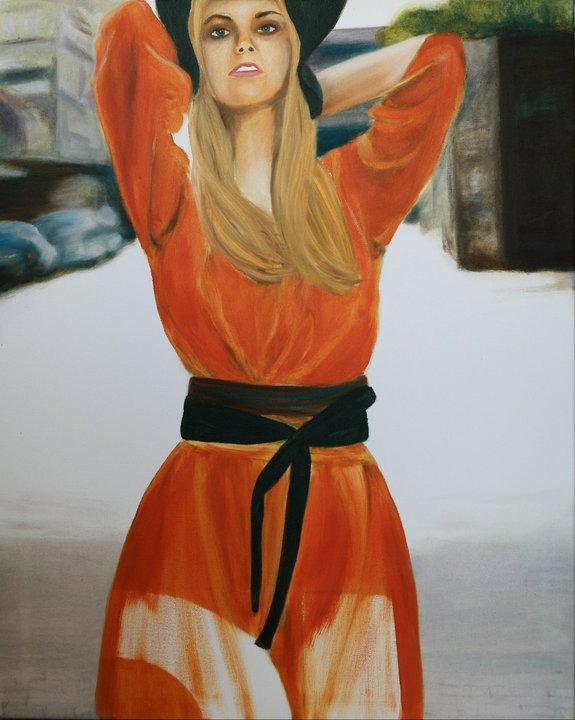 21st Century Woman (Colour)