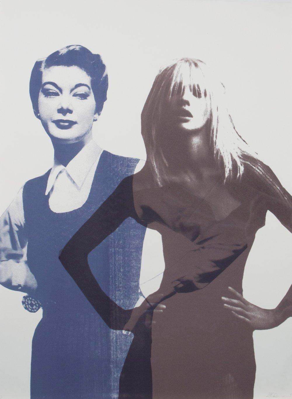 """22"""" x 30"""" Silkscreen on Paper 2010"""