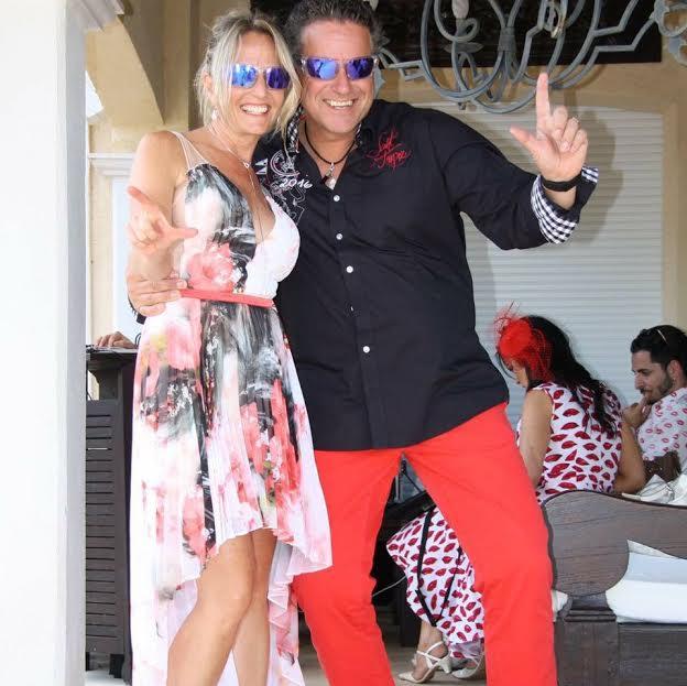 Vicki and Rolf Sorg