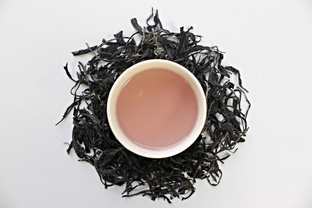 Purple Loose Leaf Tea