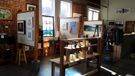 Wooden Trout Art Gallery